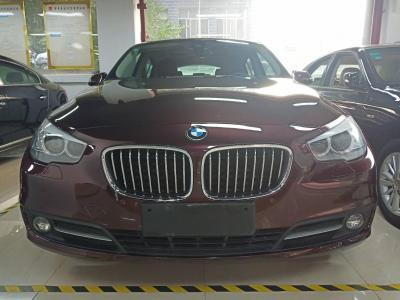 2014年10月 宝马 宝马5系GT(进口) 528i 豪华型图片
