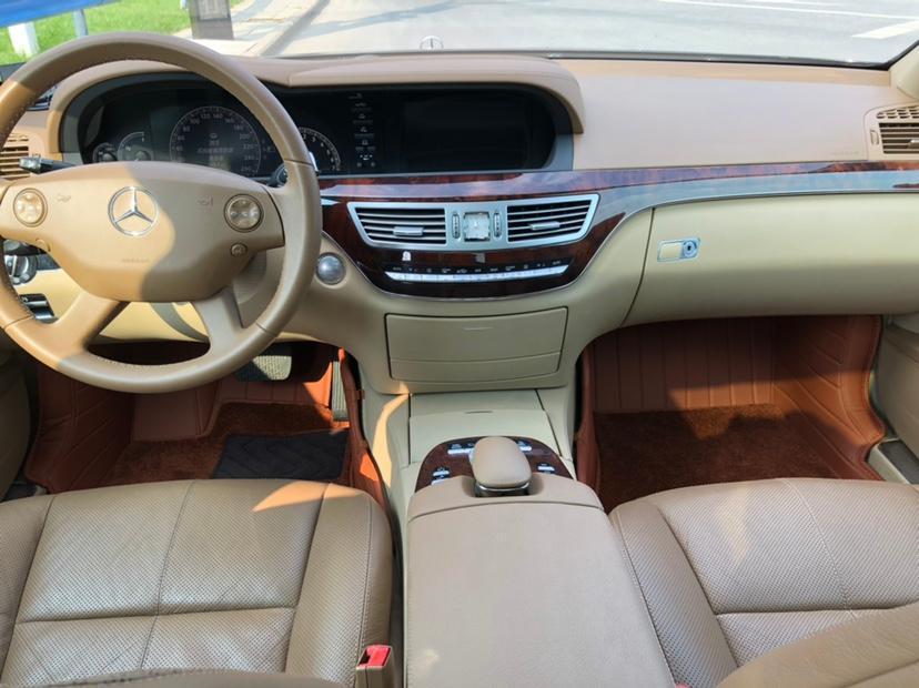 奔驰 奔驰S级  2008款 S 350 L 豪华型图片