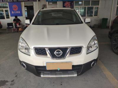 2013年12月 日产 逍客 2.0XV 炫 CVT 2WD图片