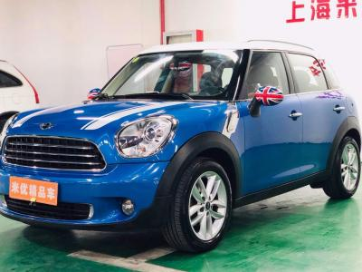 2011年10月 MINI COUNTRYMAN 图片