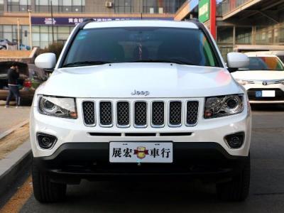 2017年2月 Jeep 指南者(进口) 2.4L豪华版图片