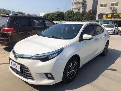 丰田 雷凌  2017款 1.2T V CVT豪华版?#35745;?/>                         <div class=