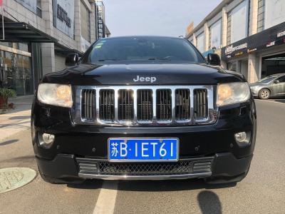 2012年2月 Jeep 大切诺基(进口) 3.6L 豪华导航版图片