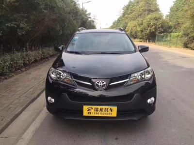 2014年3月 丰田 RAV4荣放  2.0L CVT四驱新锐版图片