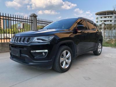 Jeep 指南者  2017款 200T 自動舒享版圖片