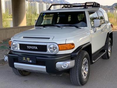 豐田 FJ 酷路澤  2013款 4.0L圖片
