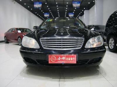 奔驰 S级 奔驰S级 2004款 S 600图片