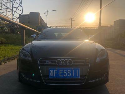 2014年1月 奥迪 奥迪TT(进口) TTS 2.0TFSI Coupe quattro图片