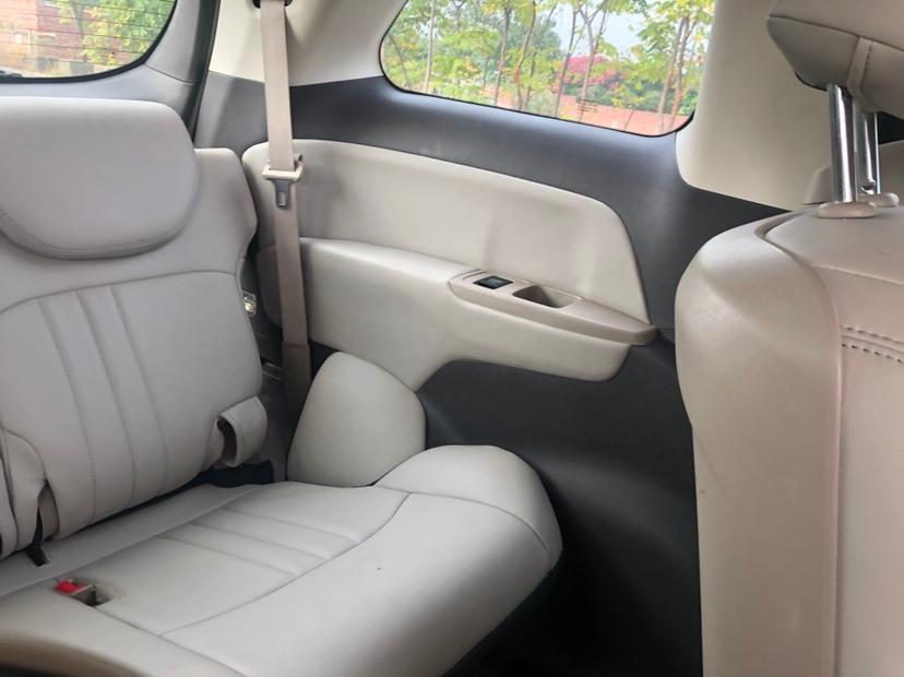 本田 奥德赛  2015款 2.4L 舒适版图片