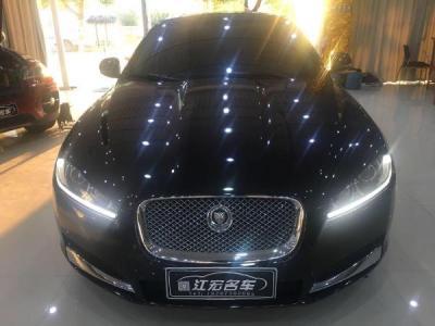 捷豹 XF  3.0L 豪华版图片