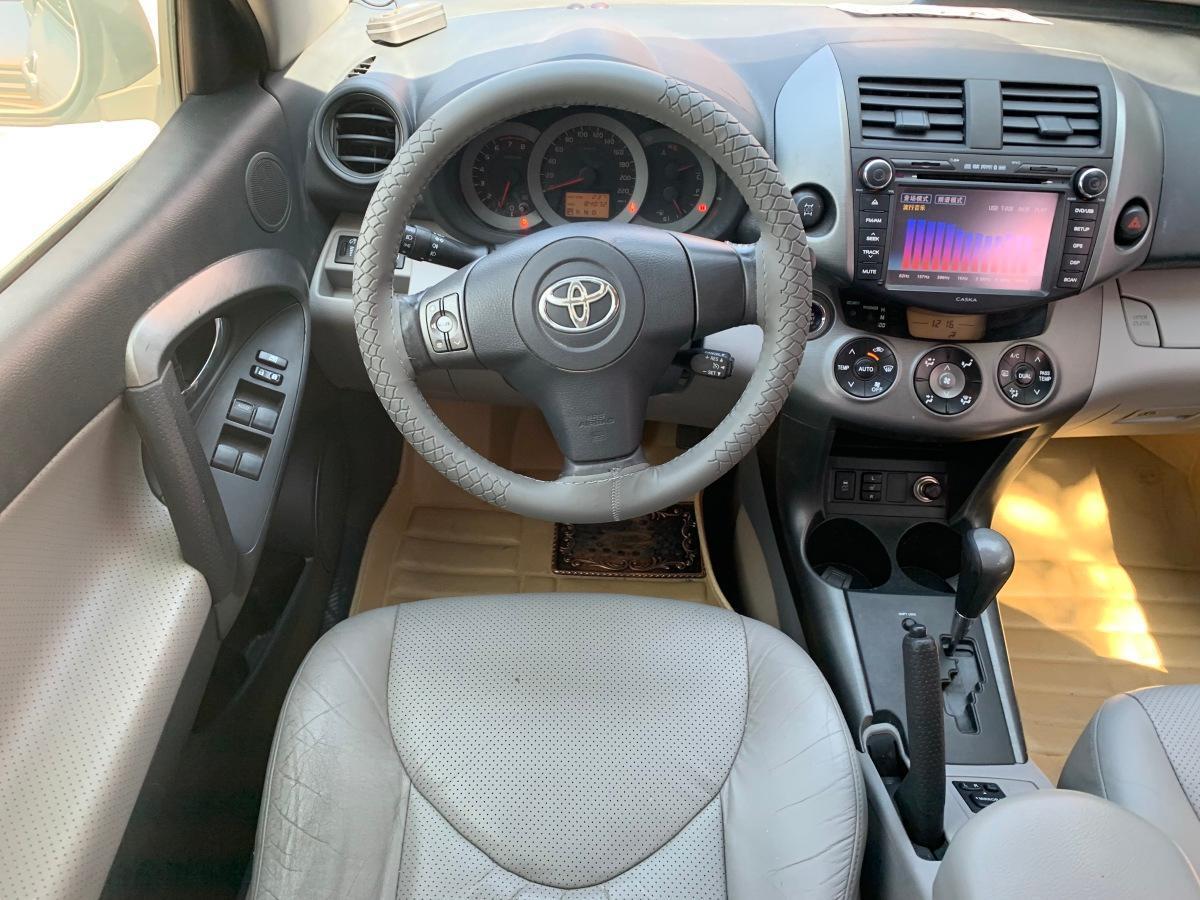 丰田 RAV4荣放  2011款 2.4L 自动四驱至臻导航版图片