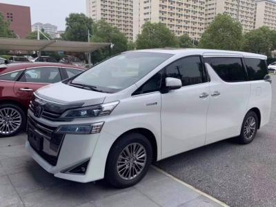2019年10月 丰田 威尔法(进口) 双擎 2.5L HV尊贵版图片