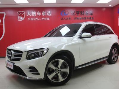 奔驰 奔驰GLC  2017款 GLC 300 4MATIC 轿跑SUV?#35745;?/>                         <div class=