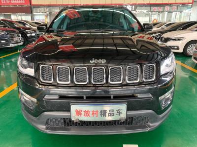 2018年10月 Jeep 指南者 200T 自动舒享版图片