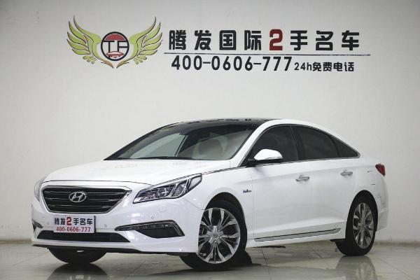 【郑州】2015年11月现代 索纳塔 索纳塔九 2015款 1.6t dlx尊贵型
