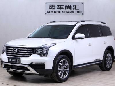 2018年5月 广汽传祺 GS8 320T 两驱豪华版图片
