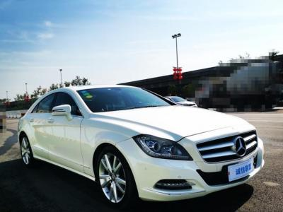 奔馳 奔馳CLS級  2012款 CLS 300 CGI