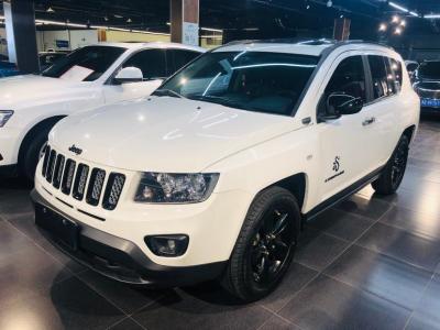 2014年2月 Jeep 指南者(進口) 改款 2.4L 四驅豪華版圖片