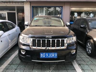 2012年6月 Jeep 大切諾基(進口) 3.6L 旗艦尊崇版圖片