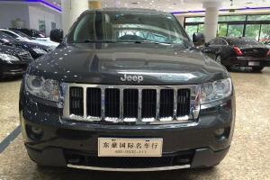 Jeep大切诺基&nbsp3.6 豪华导航版