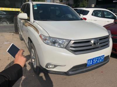 丰田 汉兰达  2012款 3.5L 四驱7座精英版?#35745;?/>                         <div class=