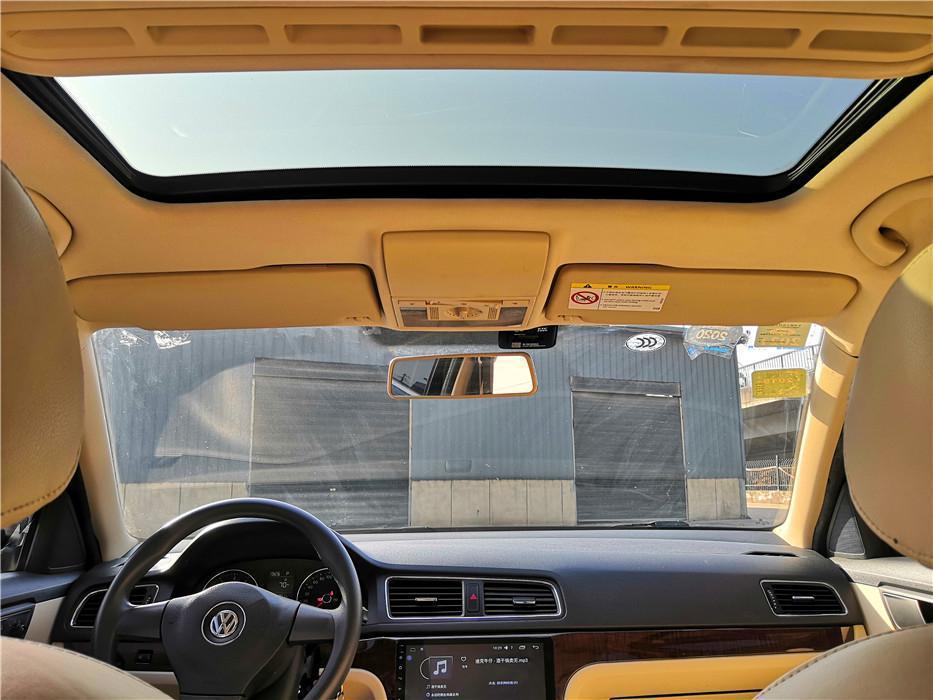 大众 朗逸  2013款 改款经典 1.6L 自动舒适版图片