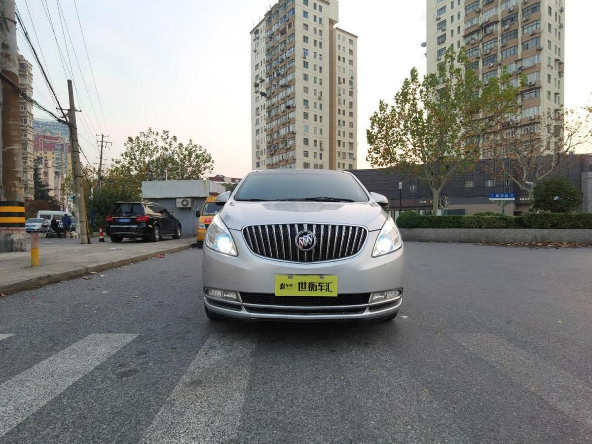 2015年6月_出售二手车别克 GL8  2014款 3.0L GT豪华商务豪雅版哪里有卖_价格多少16.9万