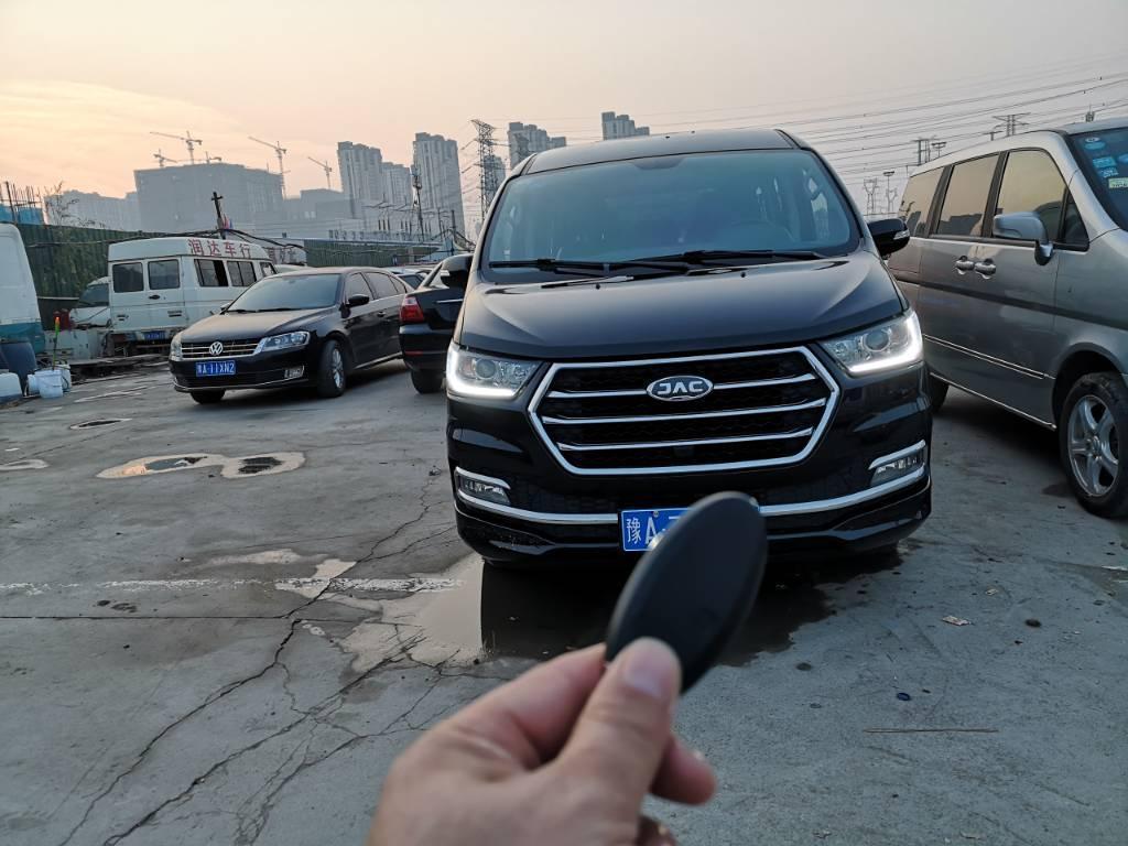 江淮 瑞风M4  2017款 1.9T 柴油 手动豪华型图片