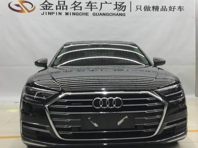 2019年4月 奥迪 奥迪A8(进口) A8L 55 TFSI quattro投放版精英型图片