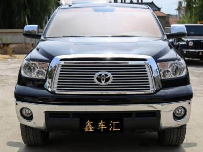 丰田2014款 坦途 5.7L 手自一体 白金版图片