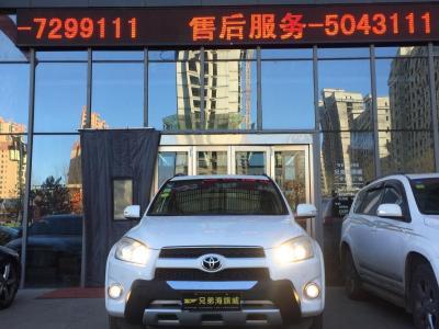 2012年1月 丰田 RAV4荣放  2.4L 自动四驱豪华版图片