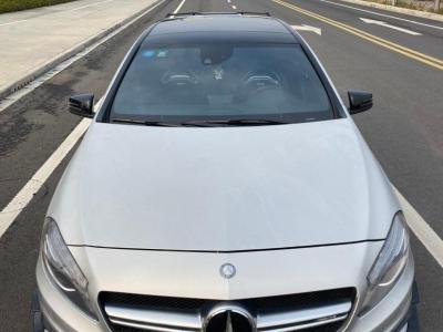 奔馳 奔馳A級AMG  2014款 AMG A 45 4MATIC圖片