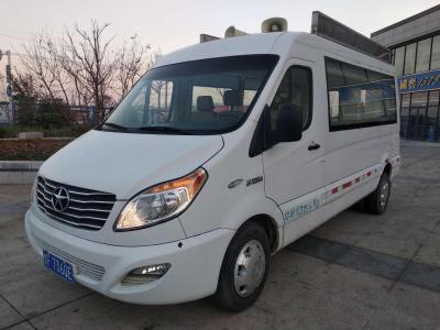2014年1月 江淮 星锐 2.8T 5系旅行版国IV图片