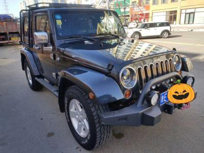 Jeep 牧馬人  2010款 3.8L Rubicon 兩門版