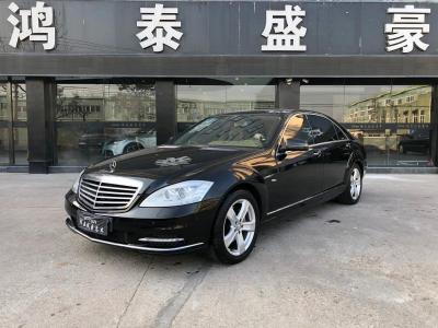 2013年3月 奔馳 奔馳S級(進口) S 300 L 尊貴型 Grand Edition圖片