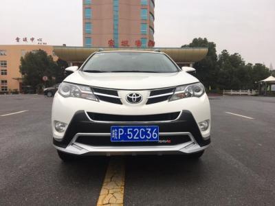 丰田 RAV4荣放  2013款 2.0L CVT两驱都市版