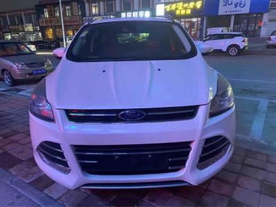 福特 翼虎  2015款 2.0L GTDi 四驅運動型