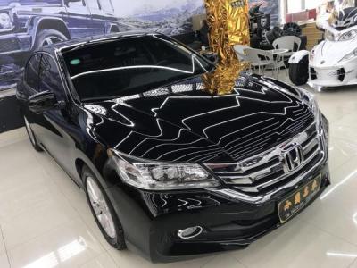 本田 雅阁  2.4L CVT EXN豪华导航版图片