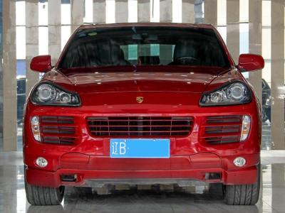 保時捷 Cayenne  2007款 Cayenne 3.6L