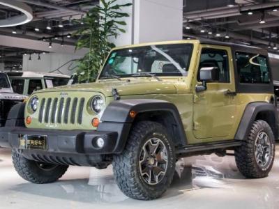 Jeep 牧马人  3.6L 两门 10周年限量版图片