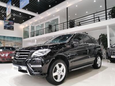 奔馳 奔馳M級  2012款 ML 350 豪華型圖片