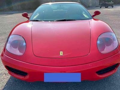 法拉利 360  2004款 Modena 3.6圖片