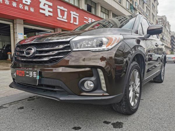广汽传祺 GS4  2015款 200T 手动舒适版