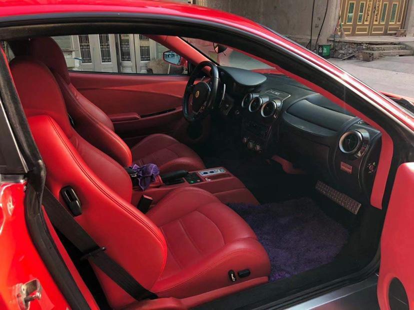 法拉利 F430  2005款 Coupe 4.3图片