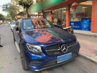 2019年5月 奔驰 奔驰GLC(进口) GLC 260 4MATIC 轿跑SUV图片