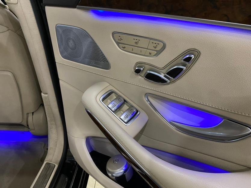 奔驰 奔驰S级  2014款 S 400 L 豪华型图片