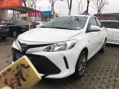 豐田 威馳  2017款 1.5L CVT尊行版