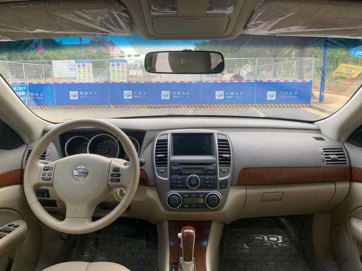 日产 轩逸  2009款 2.0XL CVT科技版图片