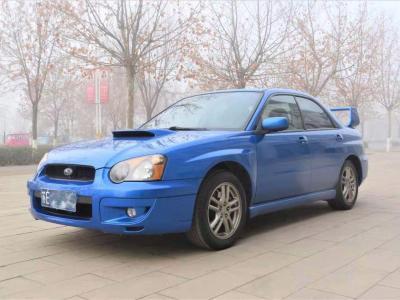 2005年12月 斯巴鲁 翼豹  2.0T WRX轿车版图片