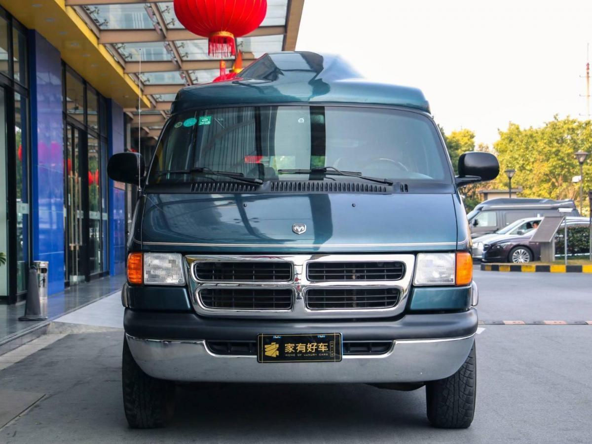 道奇 Ram 5.2 自动挡房车图片